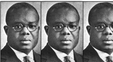 On the 132nd Anniversary of Pioneering Black Radical Hubert Henry Harrison's Birth...