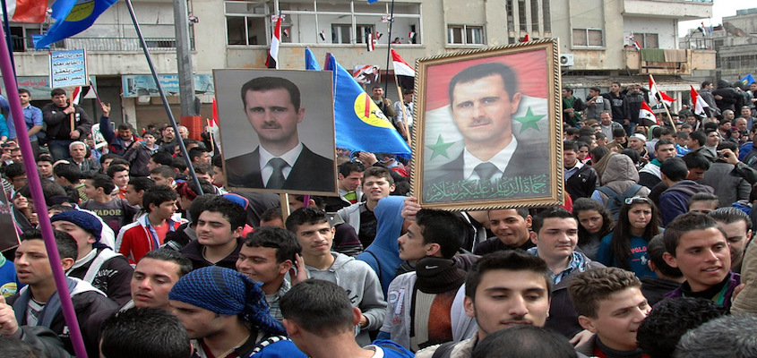 Freedom Rider: Assad is Winning