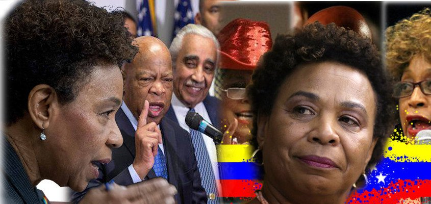Freedom Rider: Russiagate Brings Black Caucus to a New Low