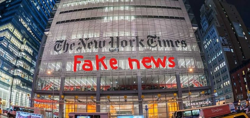Fake News on Russia and Other Official Enemies: The New York Times, 1917–2017