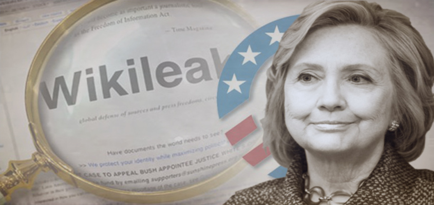 The Intercept Attacks WikiLeaks on Behalf of Democrats
