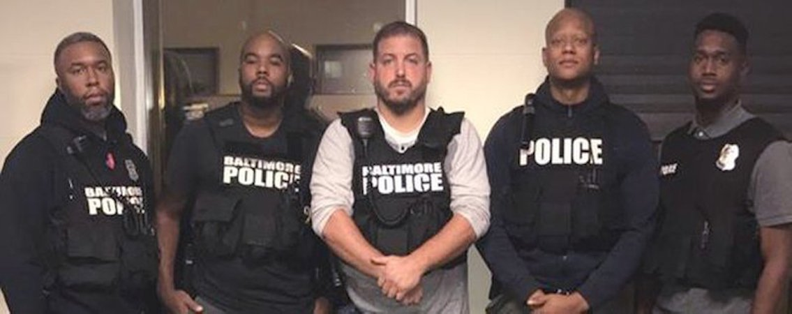 Bandit Baltimore Cops and the Black Misleadershp Class