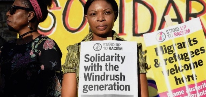 Freedom Rider: Windrush and Britain's Crimes Against Black People