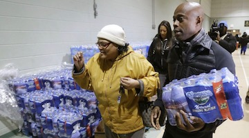 Flint Crisis, Four Years On: What Little Trust Is Left Continues to Wash Away