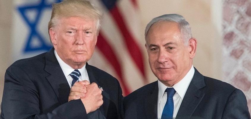 Freedom Rider: Trump and Israeli Collusion