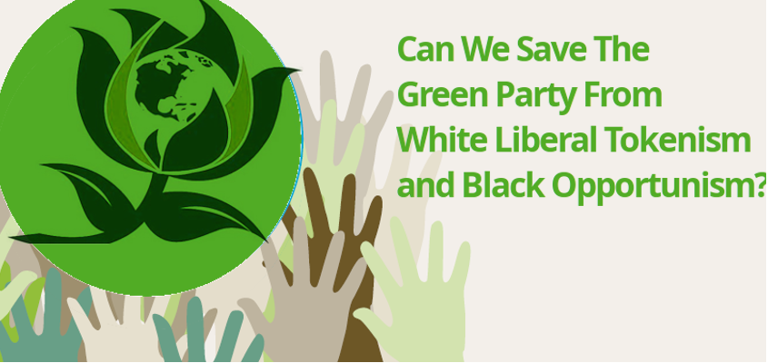 Saving the Green Party