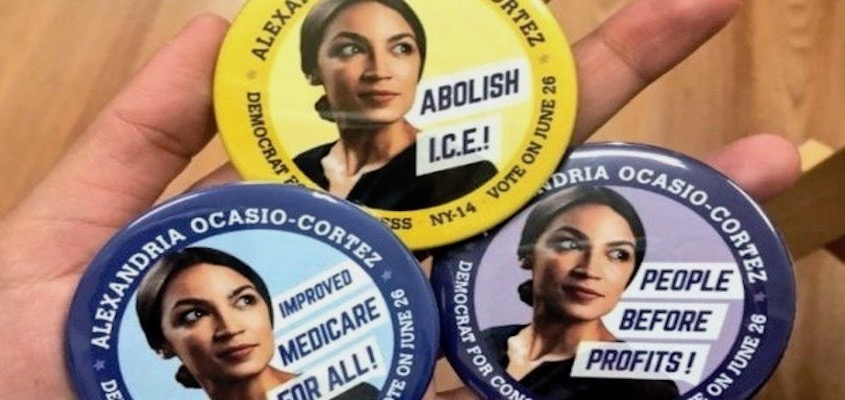 Democratic Party Politics 101 with Alexandria Ocasio-Cortez and the Corporate Media