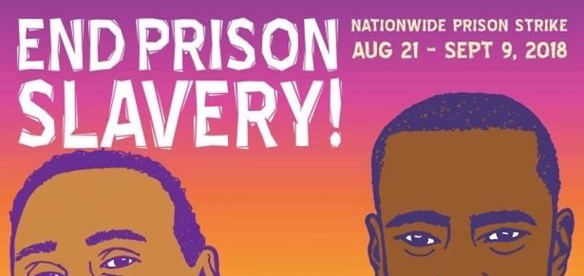Demanding an End to 'Modern Day Slavery,' Prisoners Launch Multi-Day Nationwide Strike