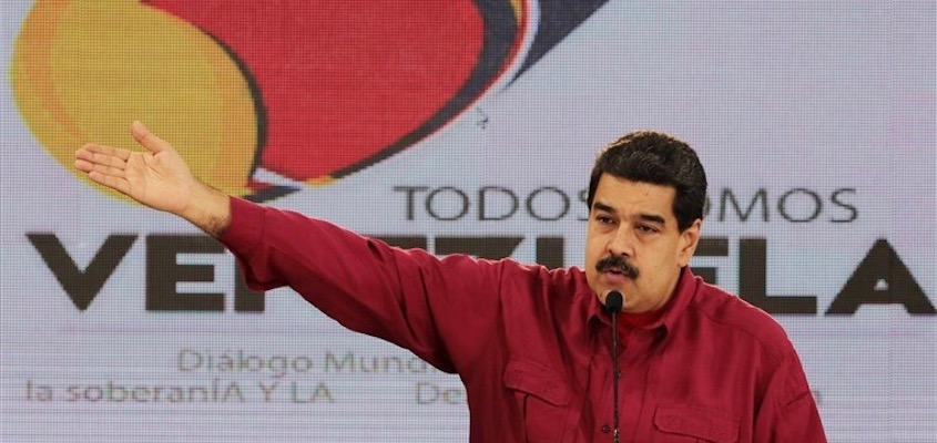 Freedom Rider: The United States Destroys Venezuela's Economy