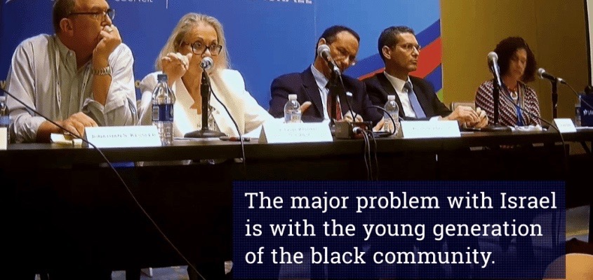 Censored Documentary Exposes Israel's Attack on Black Lives Matter