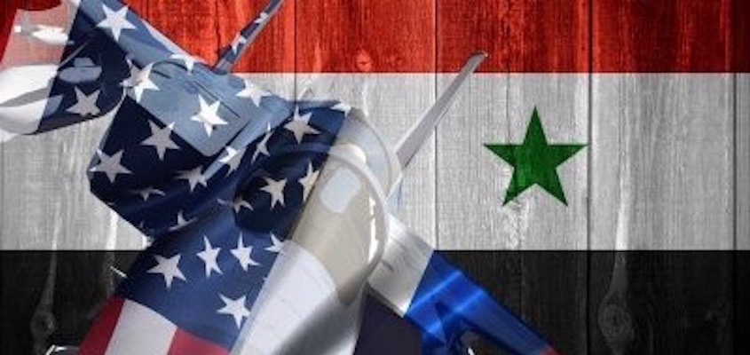 Freedom Rider: World War Dangers in Syria
