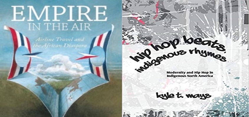 "BAR Book Forum: Chandra Bhimull's ""Empire in the Air""and Kyle Mays' ""Hip Hop Beats"""