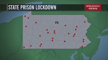 Bogus Excuse for PA Prison Lockdown