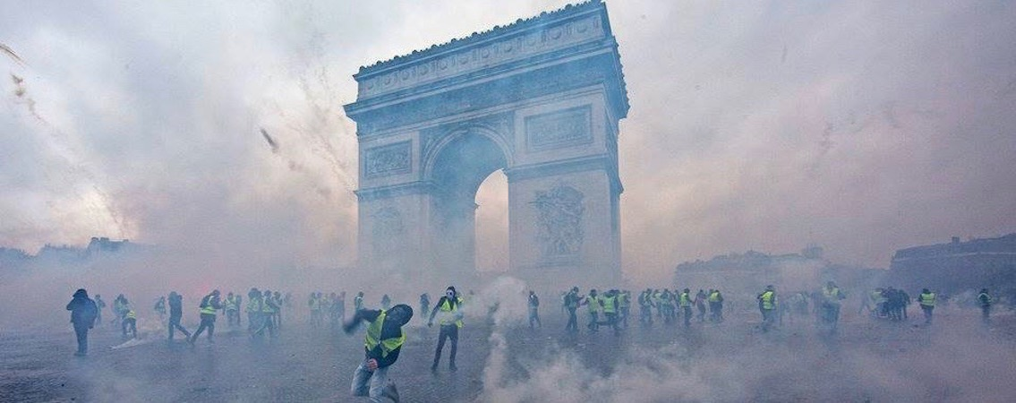 Freedom Rider: Yellow Vests Show the Way
