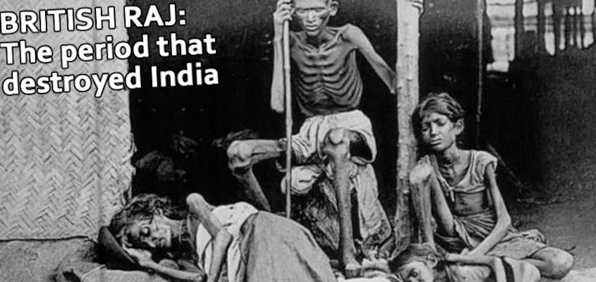 How Britain Stole $45 Trillion From India And Lied About It