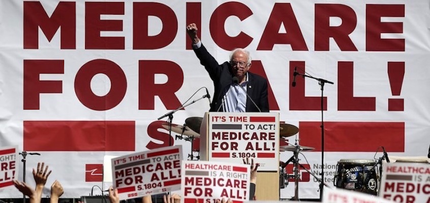 Pelosi Sabotages Medicare for All, But Corporate Media Pretend Not to Notice