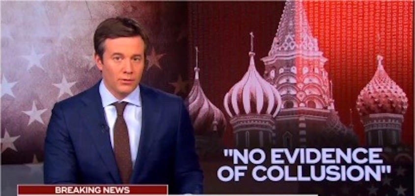 Russiagate Implodes, Pleasing Trump But Leaving the Left in the Cold