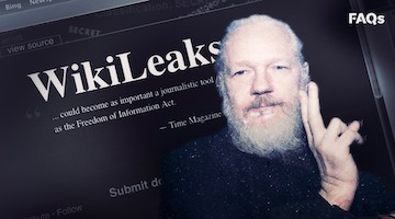 National Lawyers Guild Echoes Smear Campaign Against Julian Assange