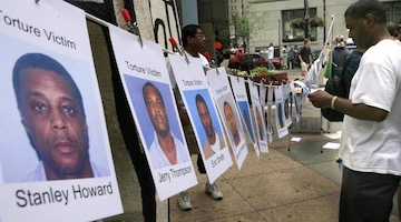 Chicago Police Torture Victims Speak Truth to Pain and Power