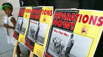 Reparations Rising – With Permission from White Democrats
