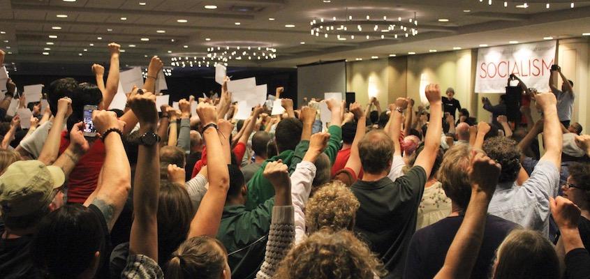 "DSA ""Socialism"" Conference Features US-Funded Regime Change Activists"