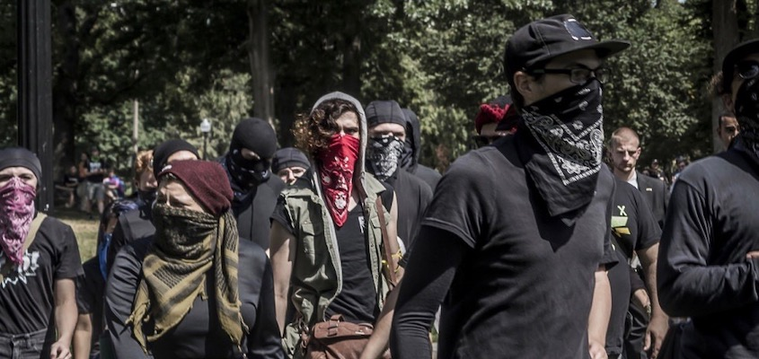 """The Necessity Defense""—Why I'm Not Sorry for Antifa"
