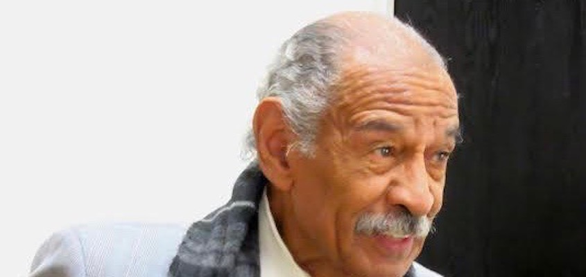 Farewell to John Conyers Jr. – and to His Era
