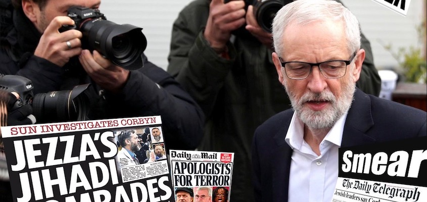 Freedom Rider: Propaganda and the Defeat of Jeremy Corbyn