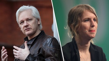 Assange and Manning are Being Persecuted for Speaking Truth to Power