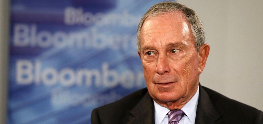 Bloomberg Becoming Oligarch-in-Chief of Democratic Party