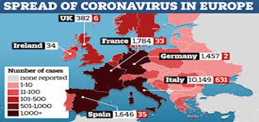 Kann COVID-19 die NATO besiegen?