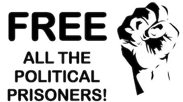 Political Prisoners are the Best of Humanity: Free Them All