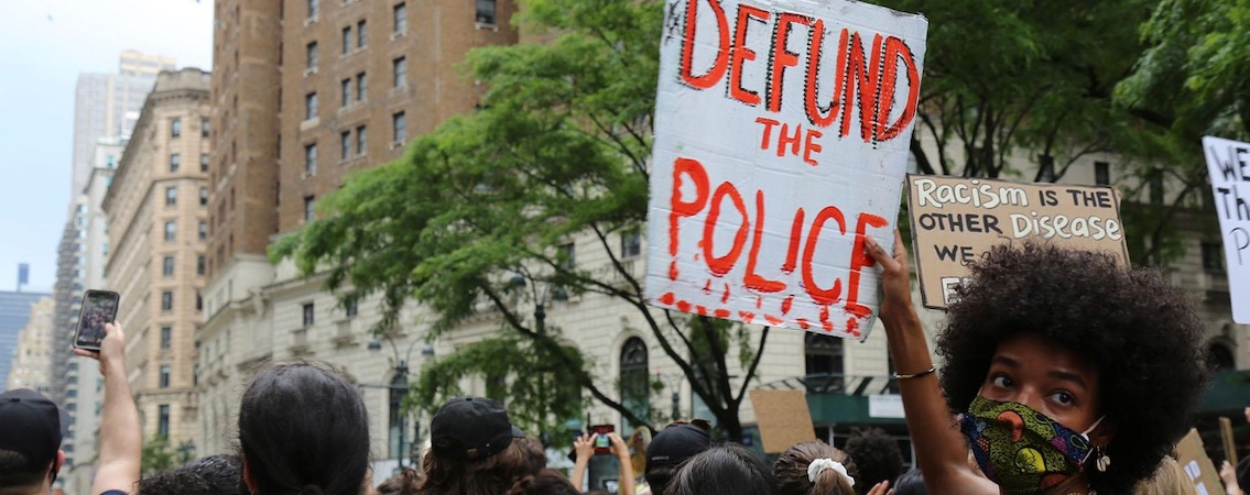 Freedom Rider: The Police Defunding Con Game