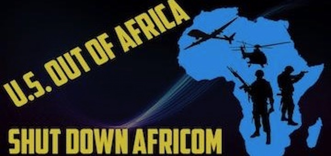 AFRICOM and the Guise of Terrorism