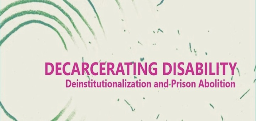 "BAR Book Forum: Liat Ben-Moshe's ""Decarcerating Disability"""
