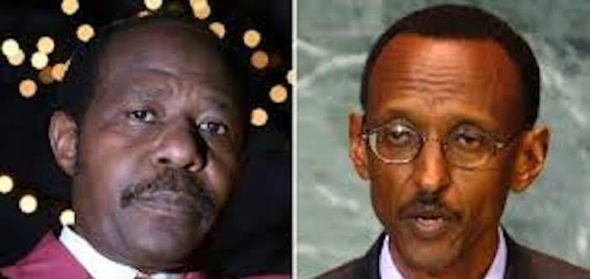 Who is Rwanda's Real Hero? Paul Kagame or Paul Rusesabagina? / Photo: Paul Rusesabagina (left) and Paul Kagame.