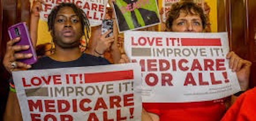 ​​​​​​​We'll Have to Fight Corporate Democrats for Medicare for All