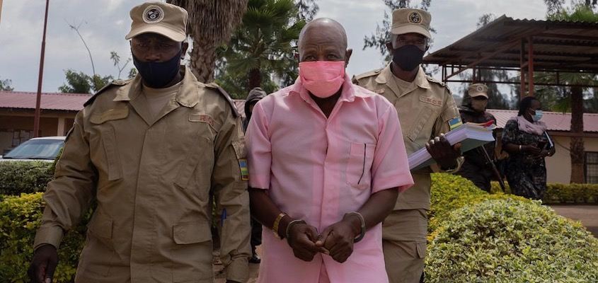Rusesabagina's Show Trial and Shooting Deaths of a Rwandan Dissident and an Italian Ambassador