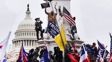 Study Indicates the Capitol Riots were Motivated by Racism and White Resentment, not 'Election Theft'