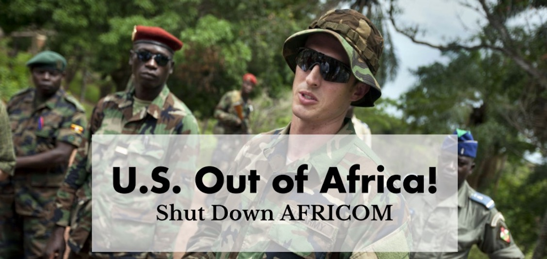 Defending Our Sovereignty: US Military Bases in Africa and the Future of African Union