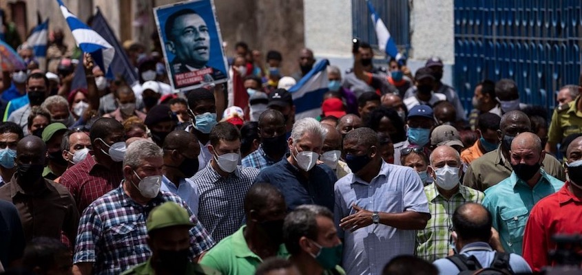 Freedom Rider: Standing with the Cuban People