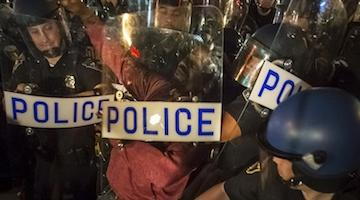 Baltimore Police Throw Constitution Out the Window