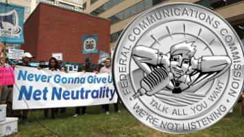 Trump FCC Wants To Remove Caps on Calls From Jails and Prisons, and to Kill Network Neutrality