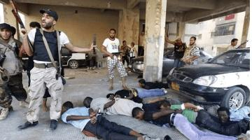 Libya Still A Killing Zone
