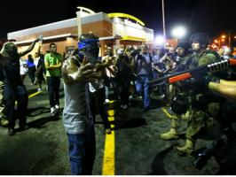 What Happens to #Ferguson Affects Ferguson: Net Neutrality, Algorithmic Filtering and Ferguson