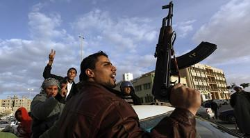 Coalition of Crusaders Join with al Qaeda to Oust Qaddafi and Roll Back Libyan Revolution