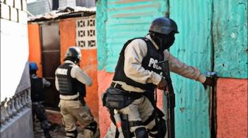 UN-Backed Police Massacred Haitians With Impunity