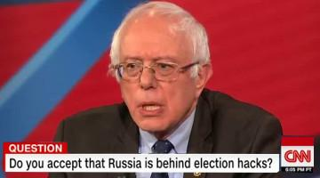 bernie on russiagate