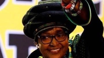 A Tribute to Nomzamo Winnie Madikizela Mandela