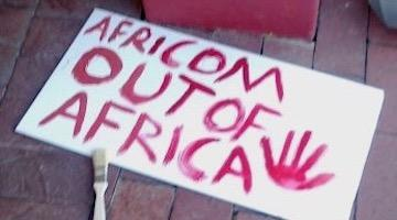 The Black Alliance for Peace Demands U.S. Out of Africa